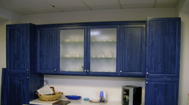 Powder Coating Kitchen Cabinets - Rooms